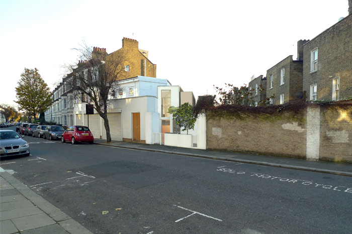 122 SALTRAM CRESCENT, LONDON - OCTAVIA HOUSING